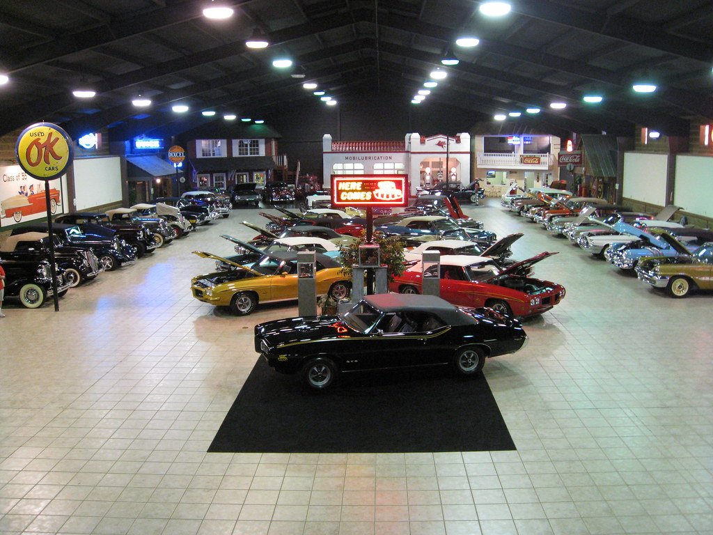 Private Car Collection : Milton robson private car collection a visit to the milt