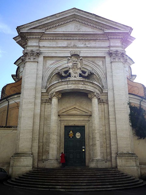 Sant'Andrea al Quirinale Exterior | Learn More on ...