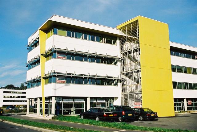 Immobilier de bureaux sur le port de commerce brest flickr photo sharing - Restaurant port de commerce brest ...