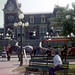 Back of the Train Station - Disneyland 1950s-1970s (#88)