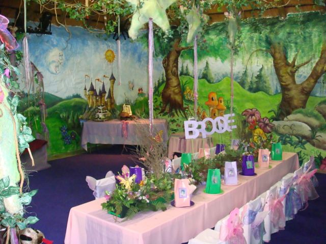 Quot Woodlands Fairy Quot Party Woodlands Fairy Party Set In An