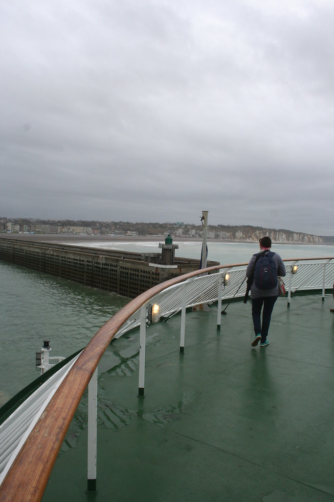 ferry dieppe from dieppe france to newhaven uk so long flickr. Black Bedroom Furniture Sets. Home Design Ideas