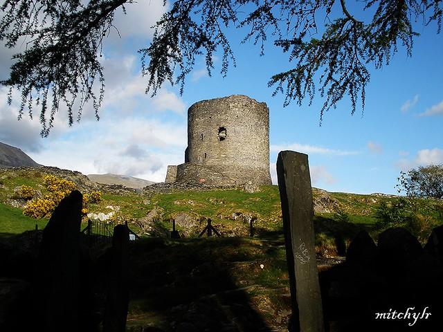 Dolbadarn Castle 1