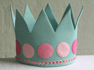 Child's crown | by a little bit of just because