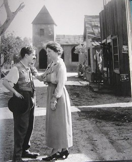 Charlie Chaplin and Helen Keller | by skipgoforth