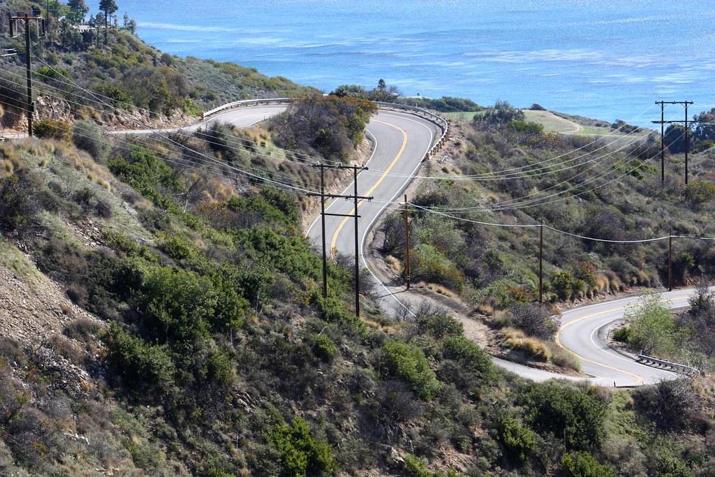 Malibu Canyon Rd - 0425