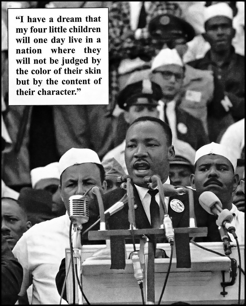 """thesis of i have a dream speech I have a dream essay there would be no more pinks and purples for little girls to make their dream dr king's widely known speech """"i have a dream."""