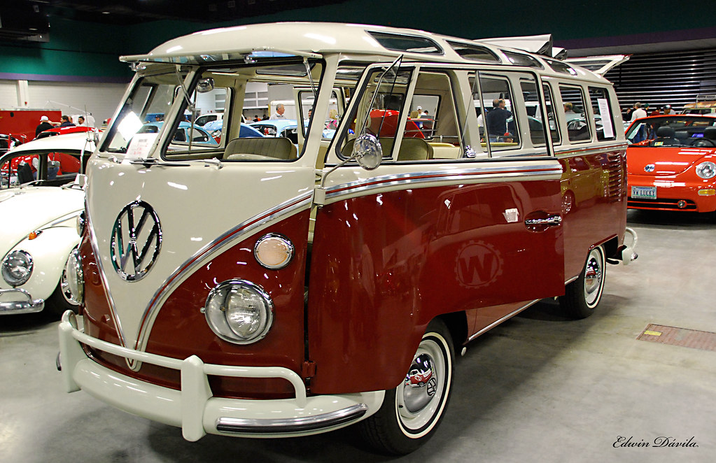 21 Windows Vw Bus Volkfest 2009 Edwin Davila Flickr