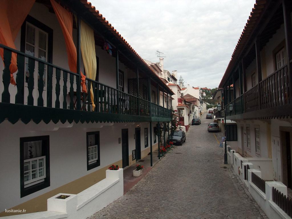 Rideaux aux balcons