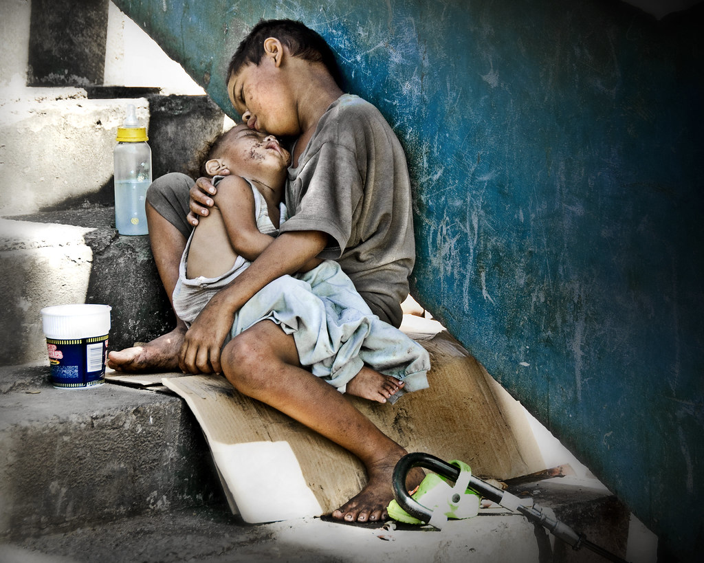 background of the study of causes poverty in the philippines