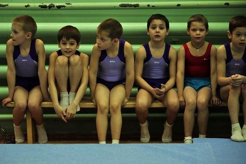 Фото мальчики в гимнастике
