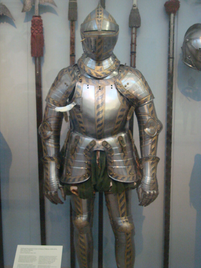 Medieval Armor and Weapons | Armor seen at The ...