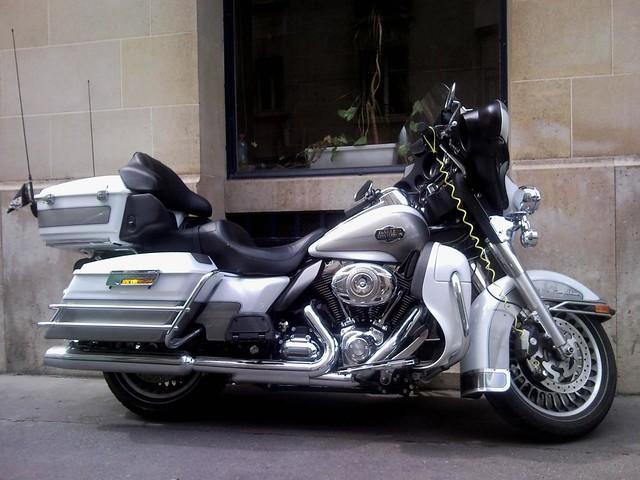 Harley Davidson Touring Accelerator Handle Electric