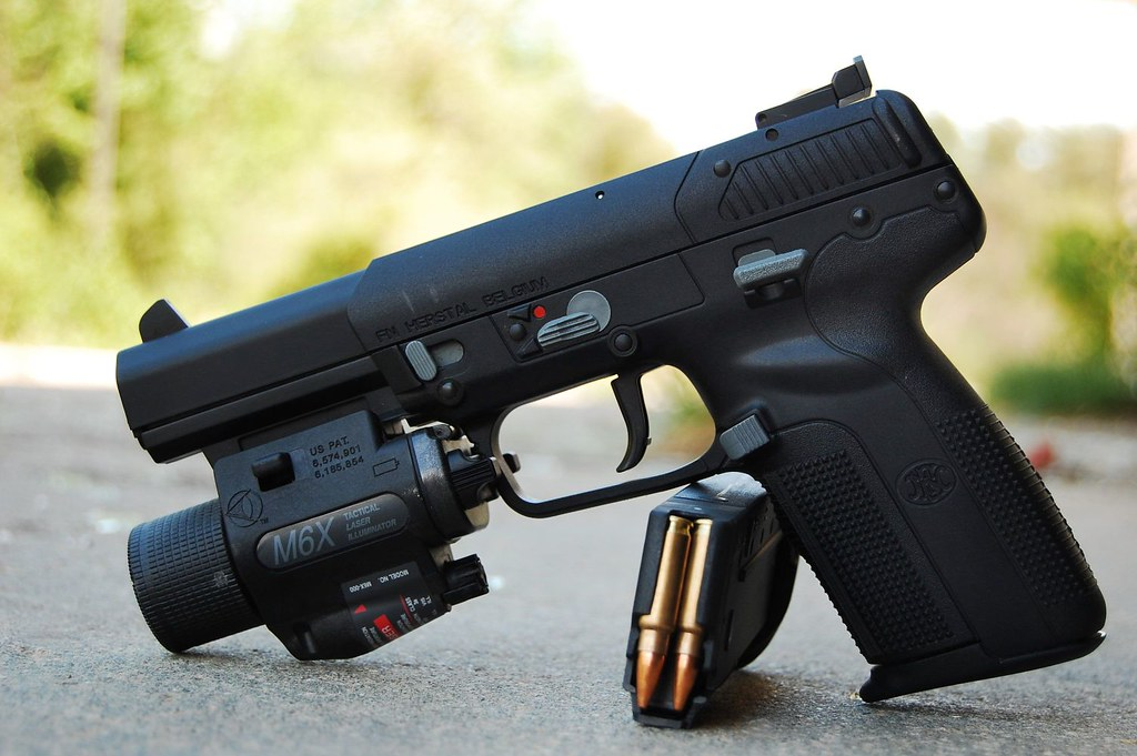 FN Five-seveN Tactical | SupraMK86 | Flickr