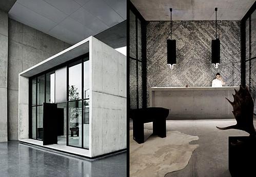 Modern interiors joseph dirand architecture modern for Architecte interieur restaurant