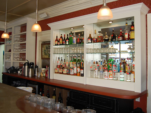 Corner Kitchen Bar Asheville NC 2008 Kamp Studio Flickr