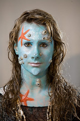 Makeup Design for Film & Television - Term 4 Projects | by vancouverfilmschool