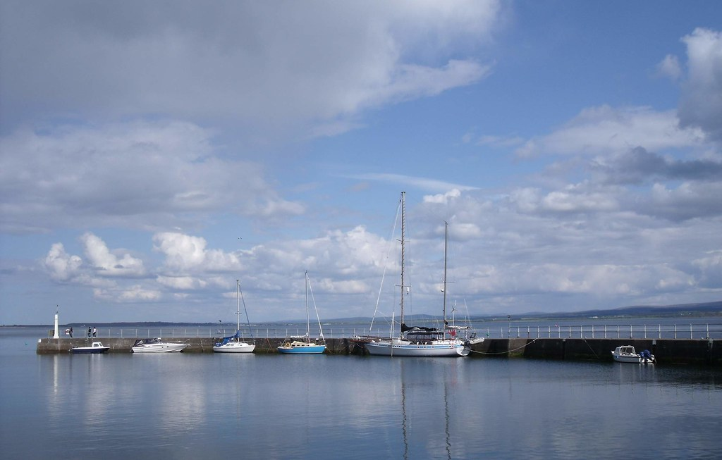 Avoch Harbour Black Isle Ross Cromarty Scotland Flickr