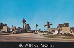 40 Winks Motel - Venice, Florida