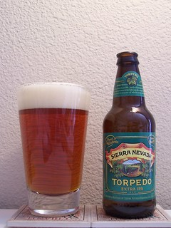 Sierra Nevada Brewing Company Torpedo Extra IPA | by Must Love Beer