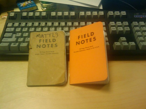 field notes | by Matt Lee (Boston)