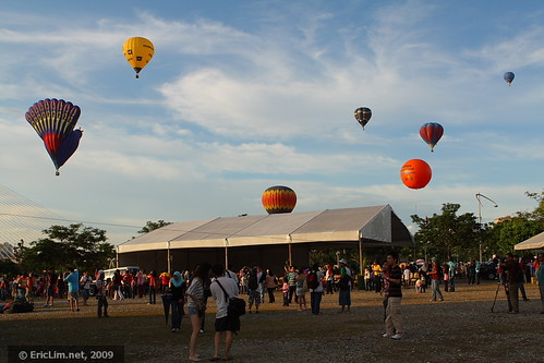 Hot Air Balloons | by Eric Lim Photography