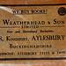 F Weatherhead paper bag