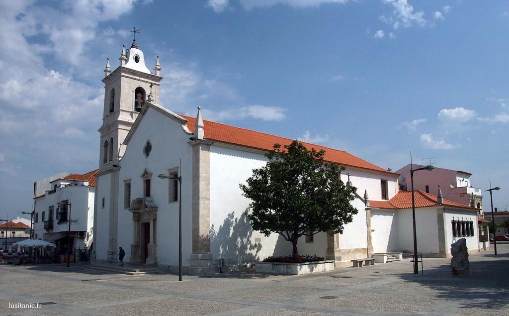 Eglise principale de Cantanhede