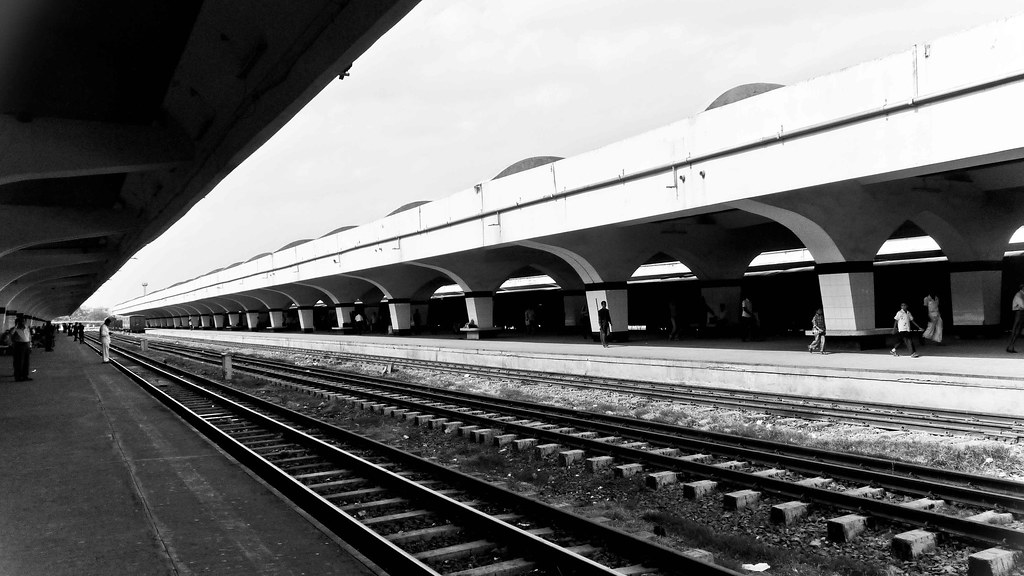 railway station dhaka by - photo #9