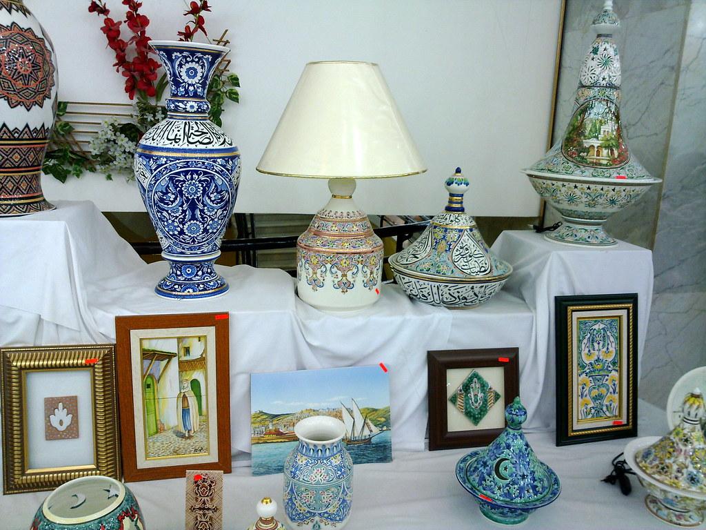 Artisanat Algerien : Artisanat algérien eternal traveller flickr