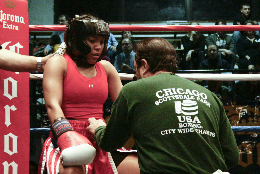 Wouldn't say amateur boxing chicago SIMPLY