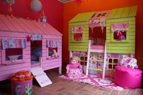 Treehouse beds just kidding kinderwoonwinkel flickr for Treehouse toddler bed