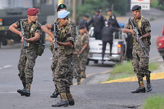A coup in the Central American nation of Honduras has raised serious questions about what forces are behind the detention of the country's President Manuel Zelaya. | by Pan-African News Wire File Photos