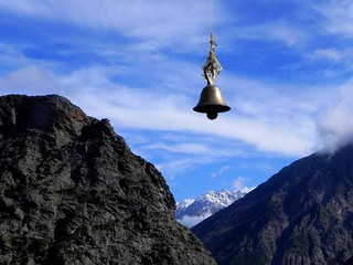 For whom the bell tolls.... | by Lopamudra!