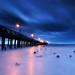 Blue Hour, Capitola Pier Sunrise - Capitola, California