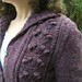 Blackberry Cardigan