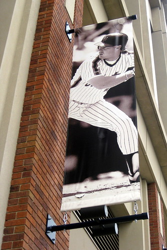 NYC - Queens - Flushing: Citi Field - Len Dykstra banner | by wallyg