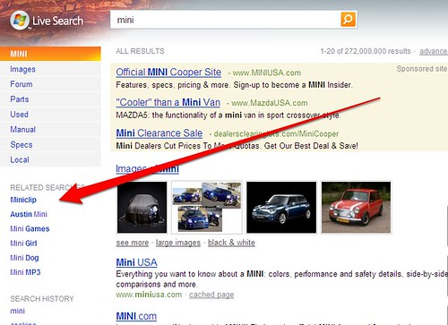 Mini On Bing | by search-engine-land