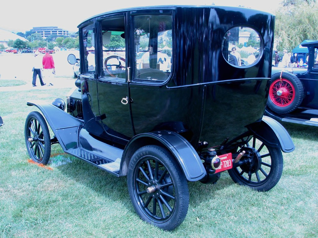 1915 Ford Model T Center Door Sedan 4 | Photographed at ...