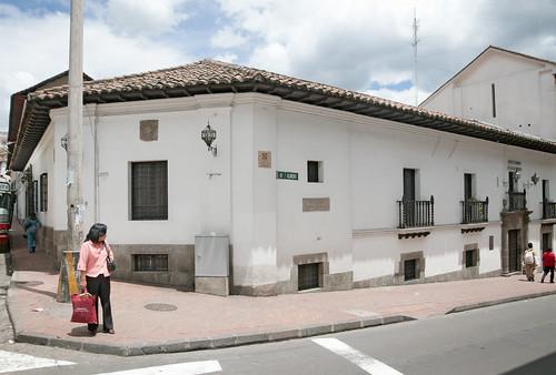 Casa de benalc zar ciudad vieja quito 1534 ecuador - Casas en quito ecuador ...