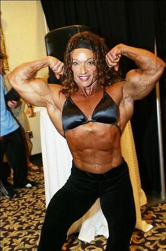 5- Extreme Bodybuilding - Colette Guimond | blogpaedia