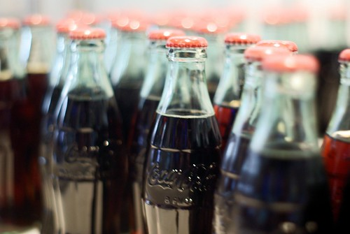 Coca-Cola Bottles en masse | by alan.stoddard