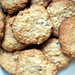 coconut cookies!