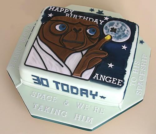 Birthday Cake Jane