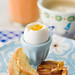 """Soft Boiled Eggs with Toast """"Soldiers"""" and Pancetta Chips 2"""