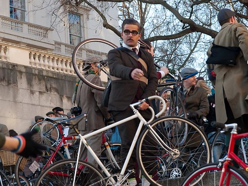 Tweed Run Needs You | by M.J.S.