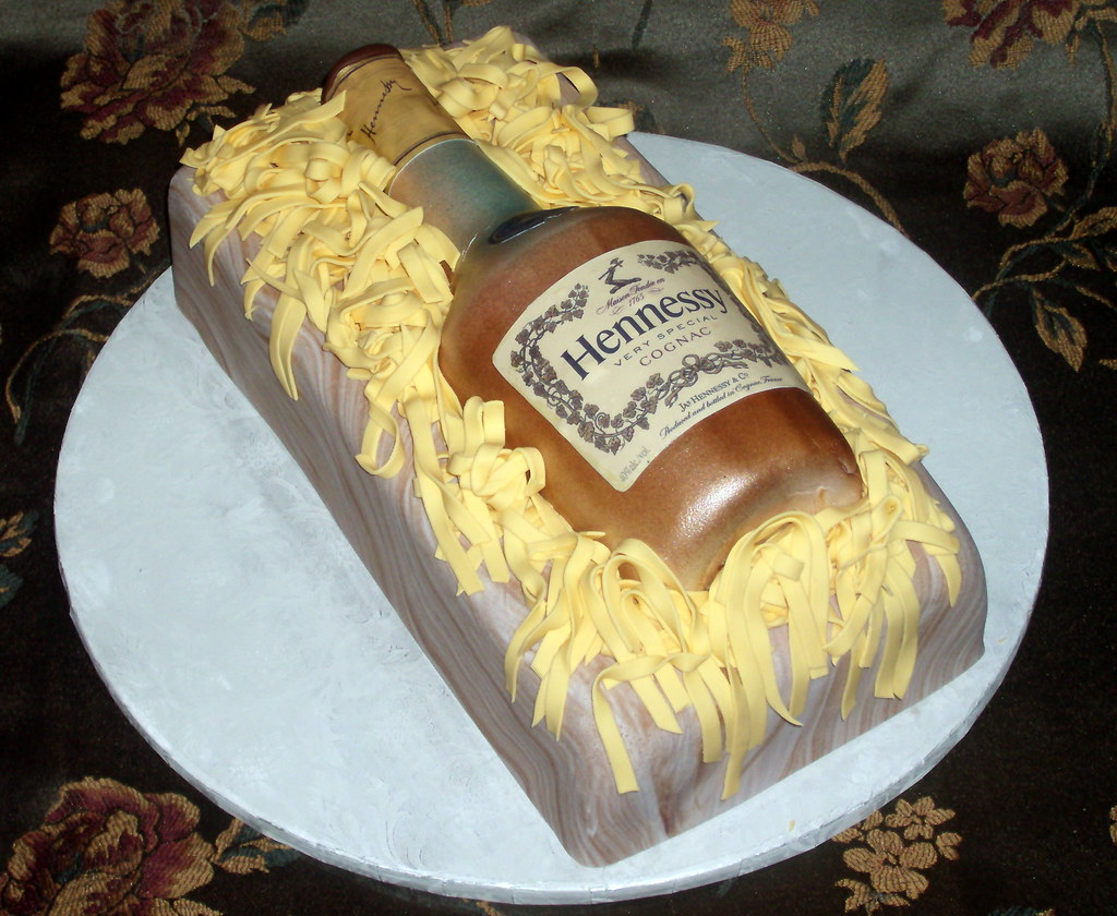 Hennessy Infused Cake Recipe