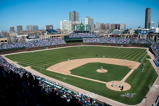 Wrigley Field | by PhineasX