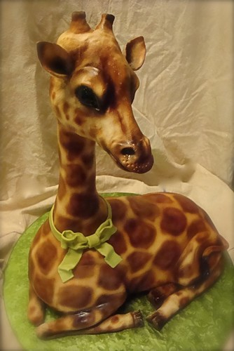 Giraffe Cake Flickr Photo Sharing