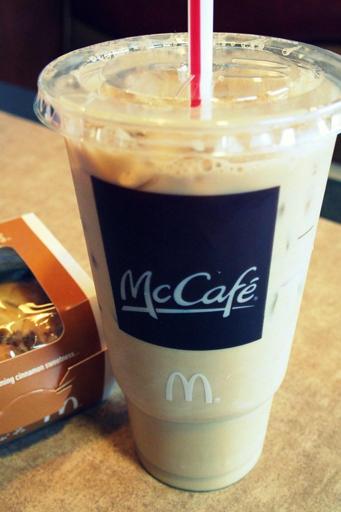 Hazelnut Iced Coffee Nutrition